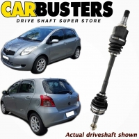 IT IS A PHOTO OF ACTUAL DRIVESHAFT, DRIVE SHAFT, PART NUMBER DRIV2870 AND VEHICLE TOYOTA YARRIS 5DOOR HATCHBACK