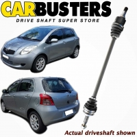 IT IS A PHOTO OF ACTUAL DRIVESHAFT, DRIVE SHAFT, PART NUMBER DRIV2880 AND VEHICLE TOYOTA YARRIS 5DOOR HATCHBACK